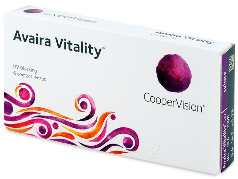 Avaira Vitality (6 soczewek)
