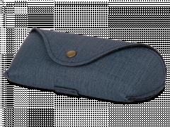 Niebieskie etui na okulary SH224-1