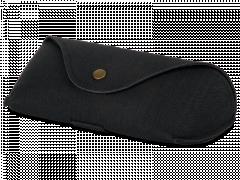 Czarne etui na okulary SH224-1