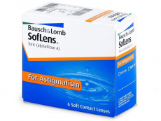 SofLens Toric (6 soczewek)