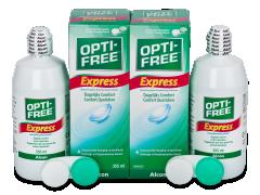 Płyn OPTI-FREE Express 2x355ml