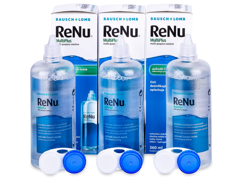 Płyn ReNu MultiPlus 3 x 360 ml