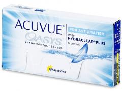 Acuvue Oasys for Astigmatism (6soczewek)