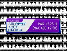 Air Optix Aqua Multifocal (6 soczewek)