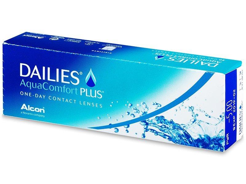 Dailies AquaComfort Plus (30soczewek)