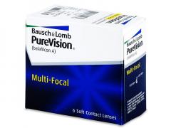 PureVision Multi-Focal (6 soczewek)