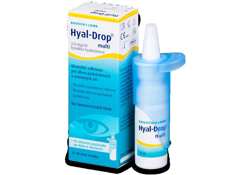 Krople do oczu Hyal-Drop Multi 10ml