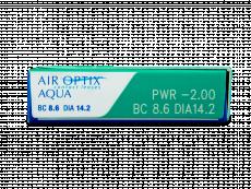 Air Optix Aqua (6 soczewek)