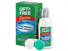 Płyn OPTI-FREE Express 120 ml 120ml