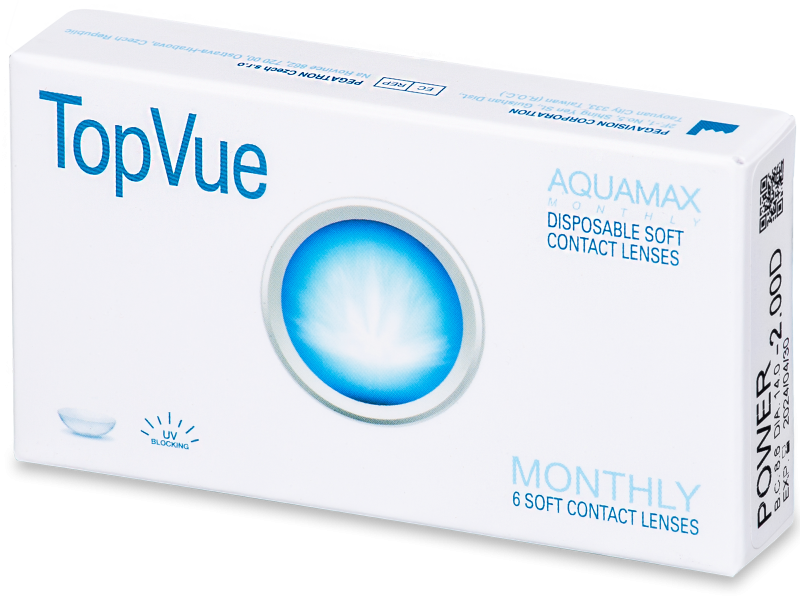 TopVue Monthly (6 soczewek)