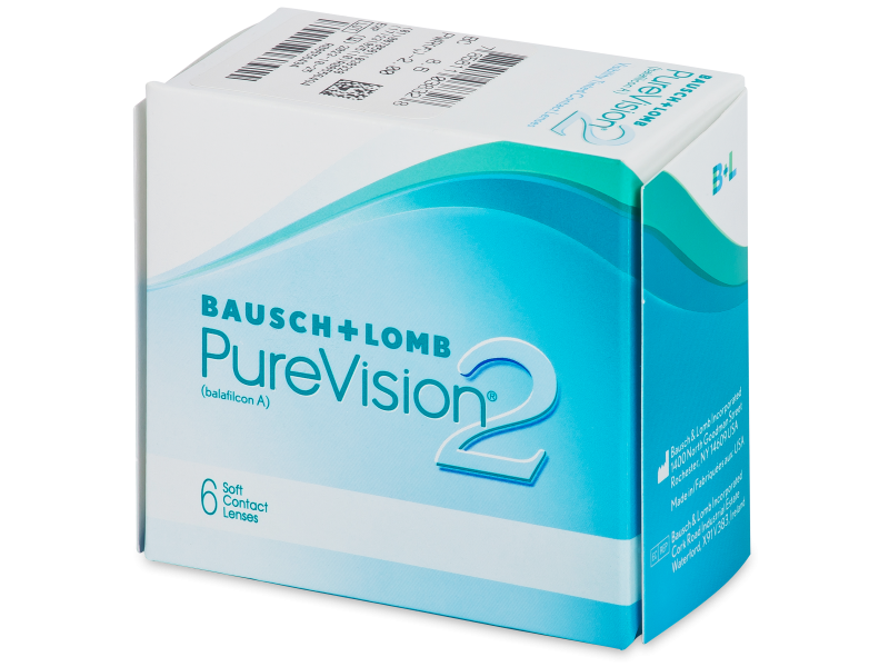 PureVision 2 (6 soczewek)