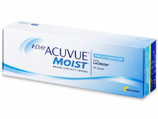 1 Day Acuvue Moist for Astigmatism (30 soczewek)