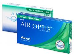 Air Optix for Astigmatism (6 soczewek)