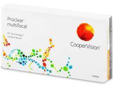 Proclear Multifocal (6soczewek)